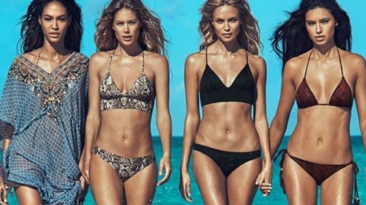 hm bikini modelleri
